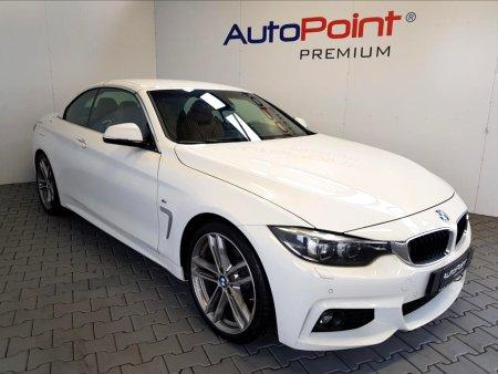 BMW Řada 4, 2017
