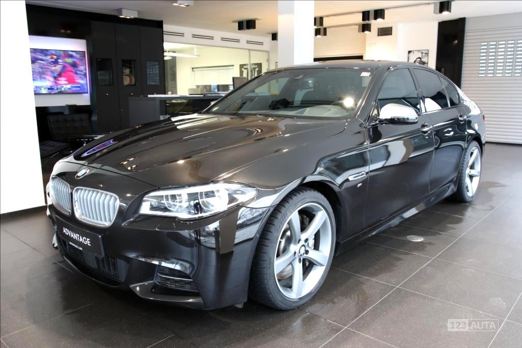 BMW Řada 5, 2014 - pohled č. 1