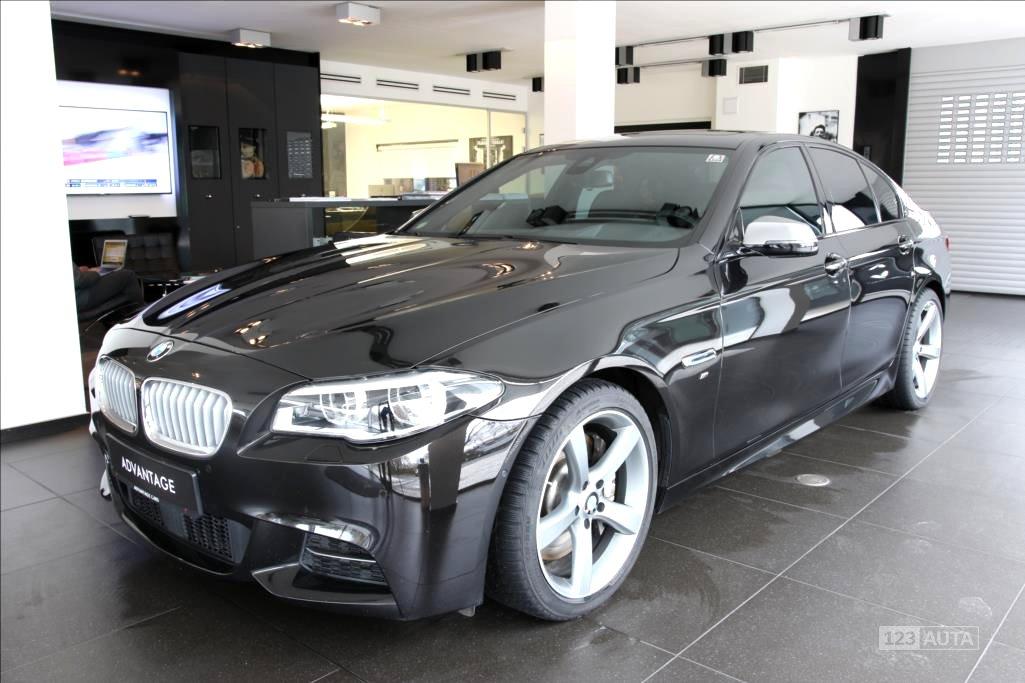BMW Řada 5, 2014 - pohled č. 2