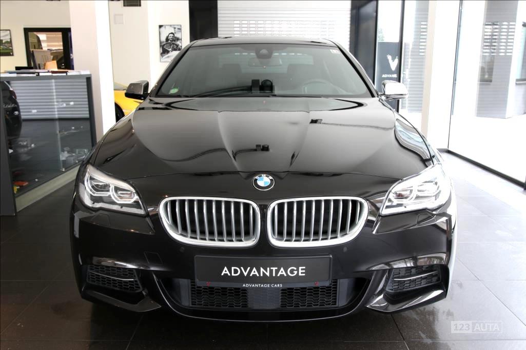 BMW Řada 5, 2014 - pohled č. 3