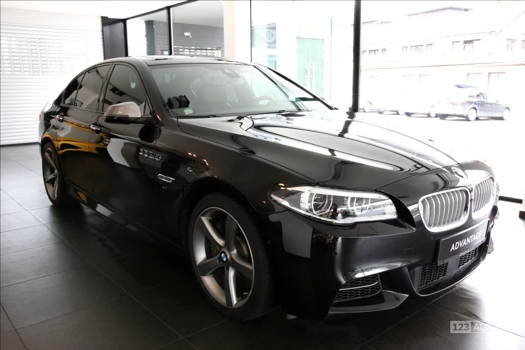 BMW Řada 5, 2014 - pohled č. 4