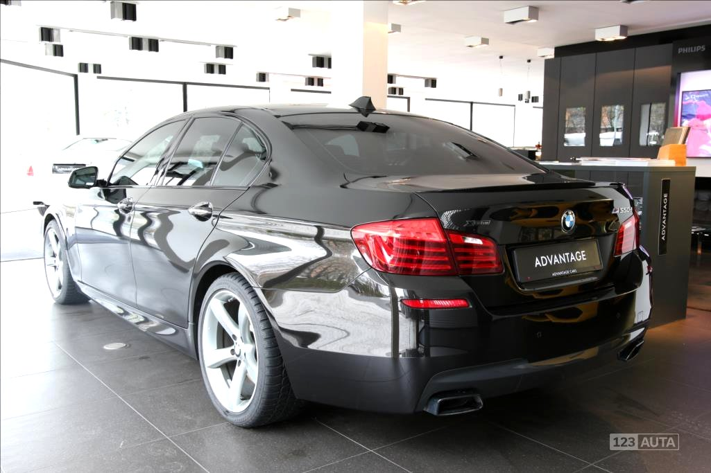 BMW Řada 5, 2014 - pohled č. 7