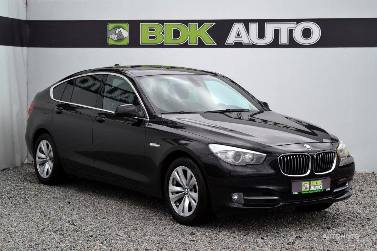 BMW Řada 5, 2011 - celkový pohled