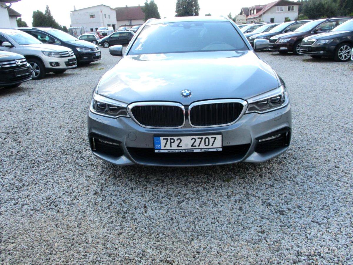 BMW Řada 5, 2017 - celkový pohled