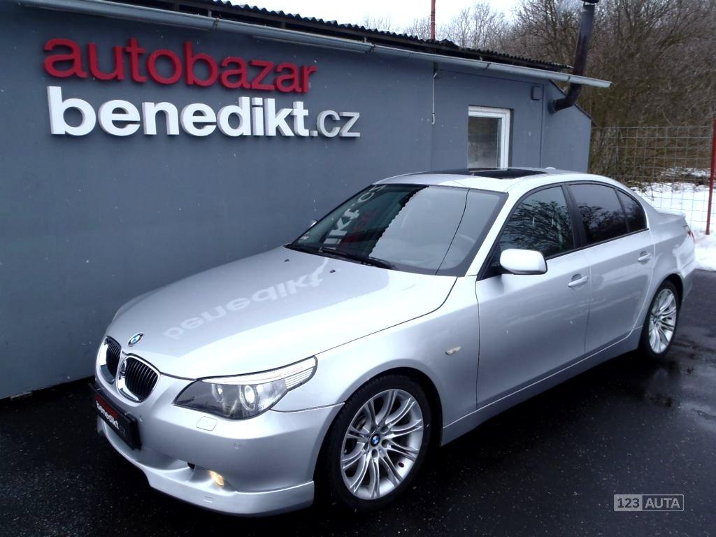 BMW Řada 5, 2004 - celkový pohled