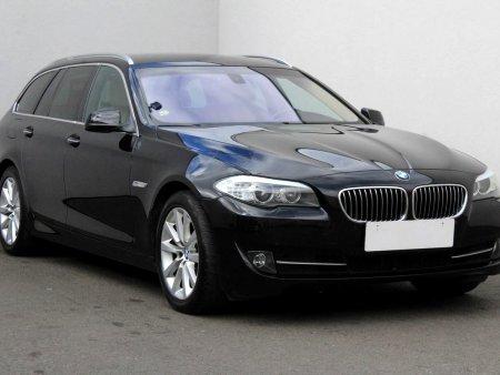 BMW Řada 5, 2010