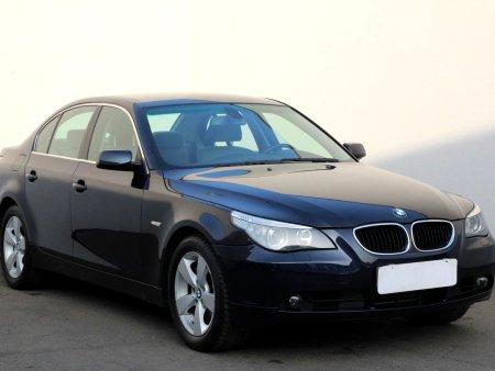 BMW Řada 5, 2005