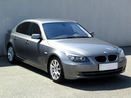 BMW Řada 5, 2009