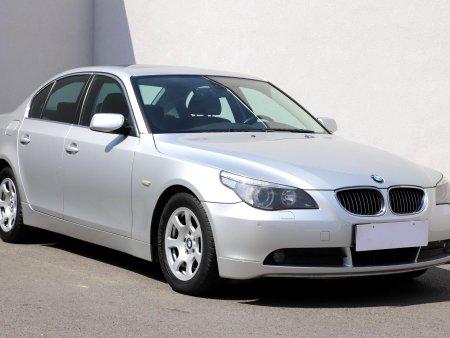 BMW Řada 5, 2008