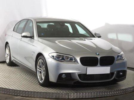 BMW Řada 5, 2016