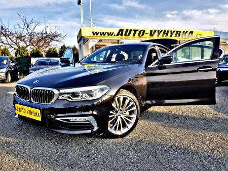 BMW Řada 5, 2018