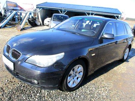 BMW Řada 5, 2006