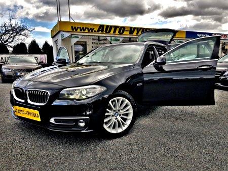 BMW Řada 5, 2015