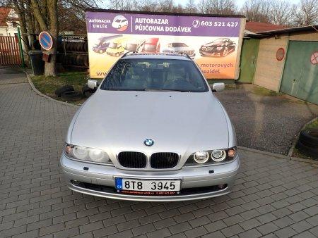 BMW Řada 5, 2002