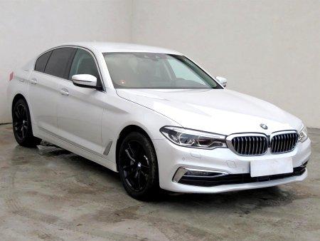 BMW Řada 5, 2019