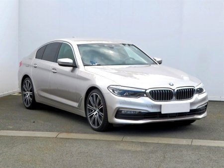BMW Řada 5, 2017