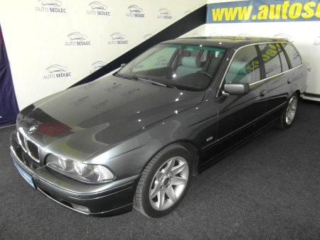 BMW Řada 5, 2003