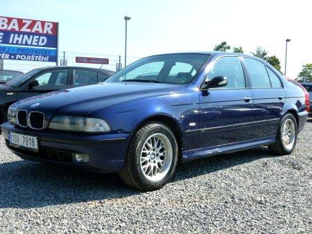 BMW Řada 5, 1996