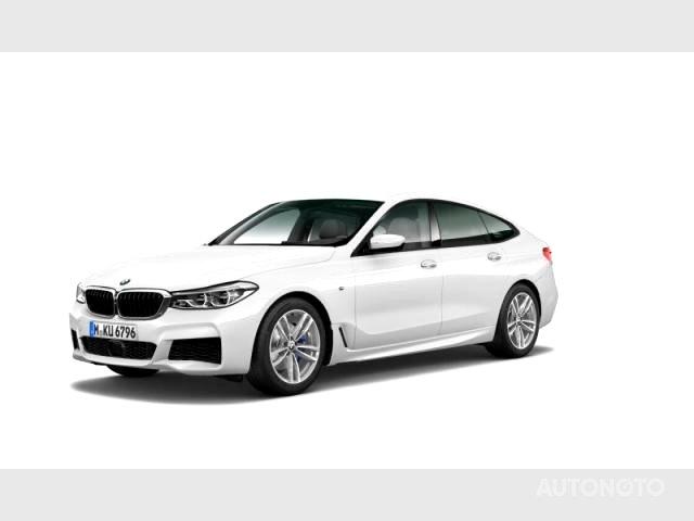 BMW Řada 6, 2018 - celkový pohled