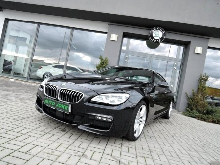 BMW Řada 6, 2015
