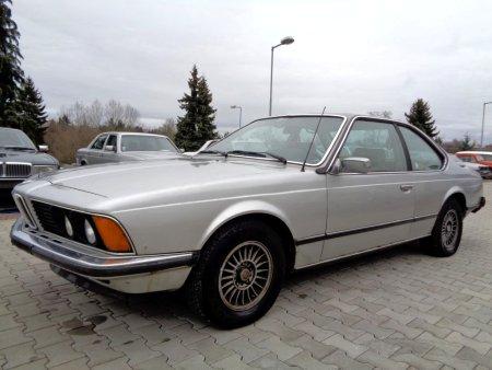 BMW Řada 6, 1978