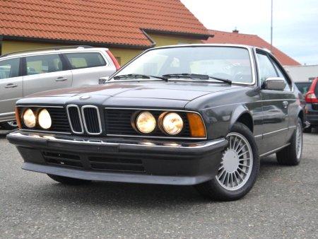 BMW Řada 6, 1984
