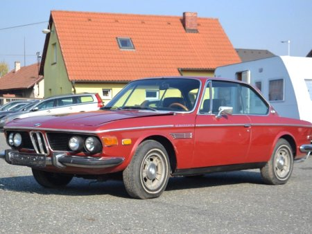 BMW Řada 6, 1971