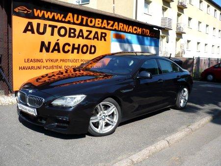 BMW Řada 6, 2013