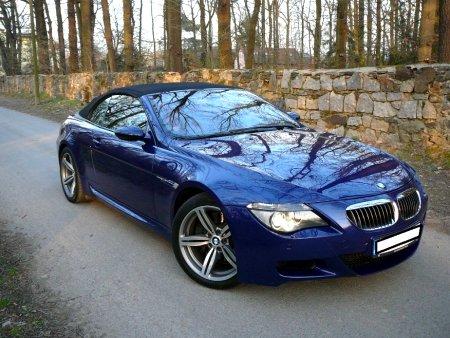 BMW Řada 6, 2007