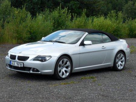 BMW Řada 6, 2005