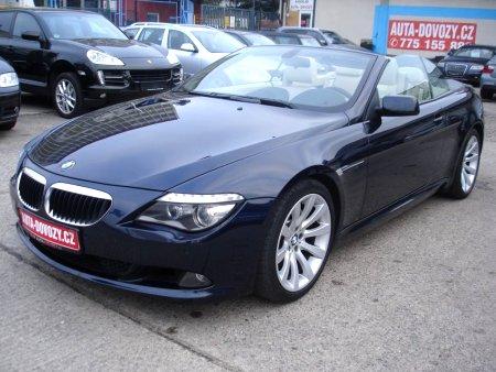 BMW Řada 6, 2009