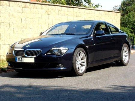 BMW Řada 6, 2008