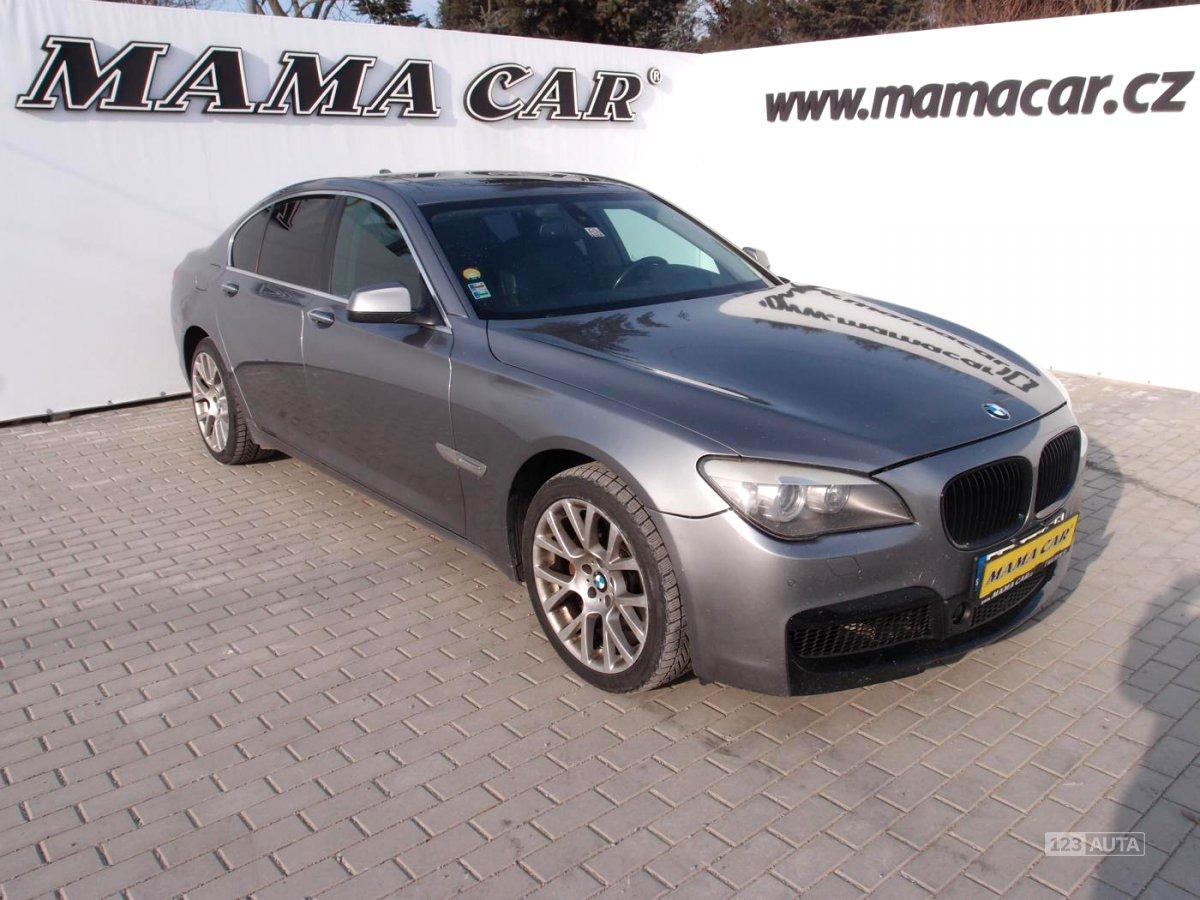 BMW Řada 7, 2008 - celkový pohled