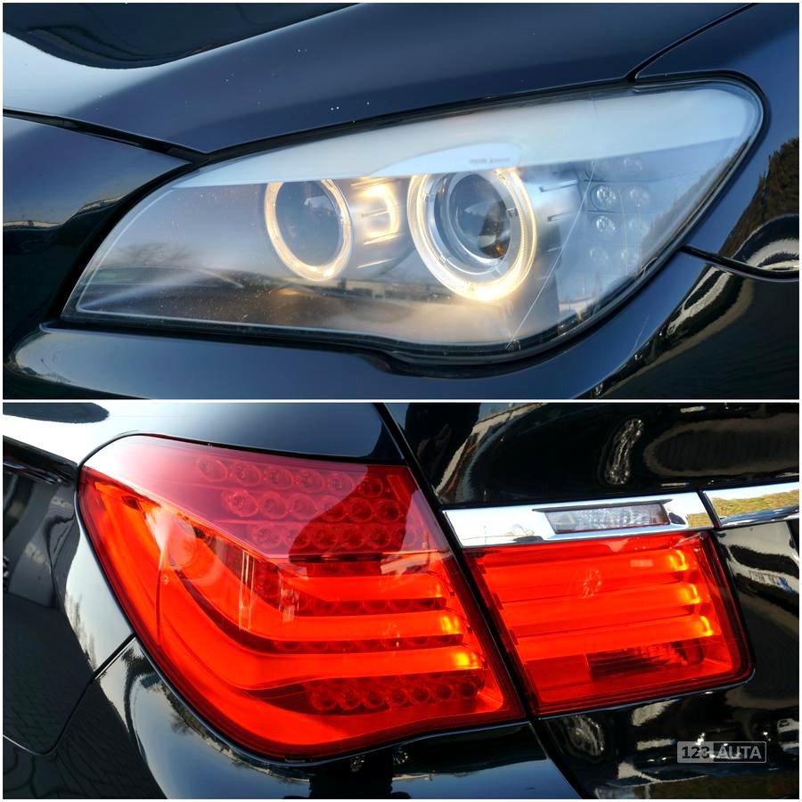 BMW Řada 7, 2009 - pohled č. 9
