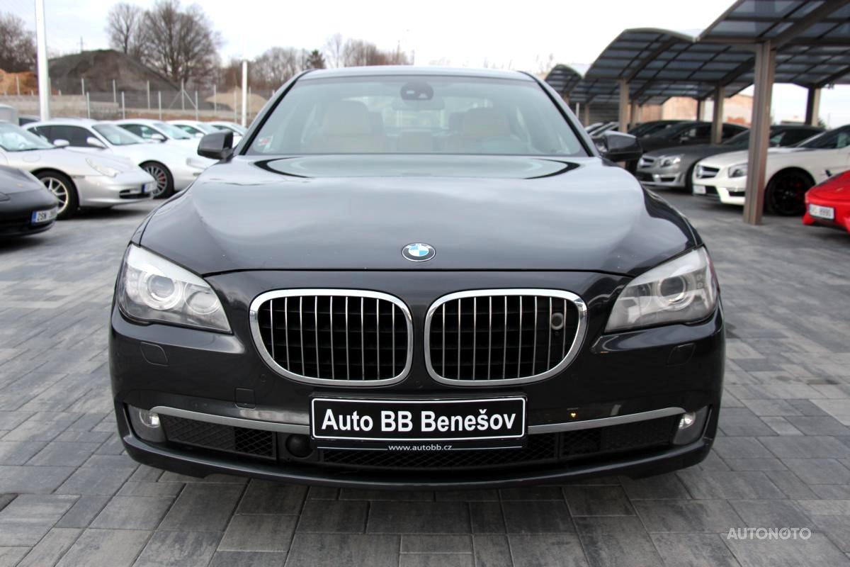 BMW Řada 7, 2009 - celkový pohled