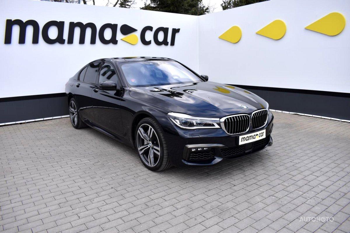 BMW Řada 7, 2018 - celkový pohled