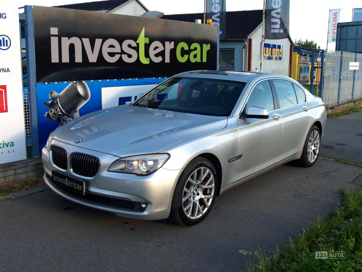 BMW Řada 7, 2010 - celkový pohled