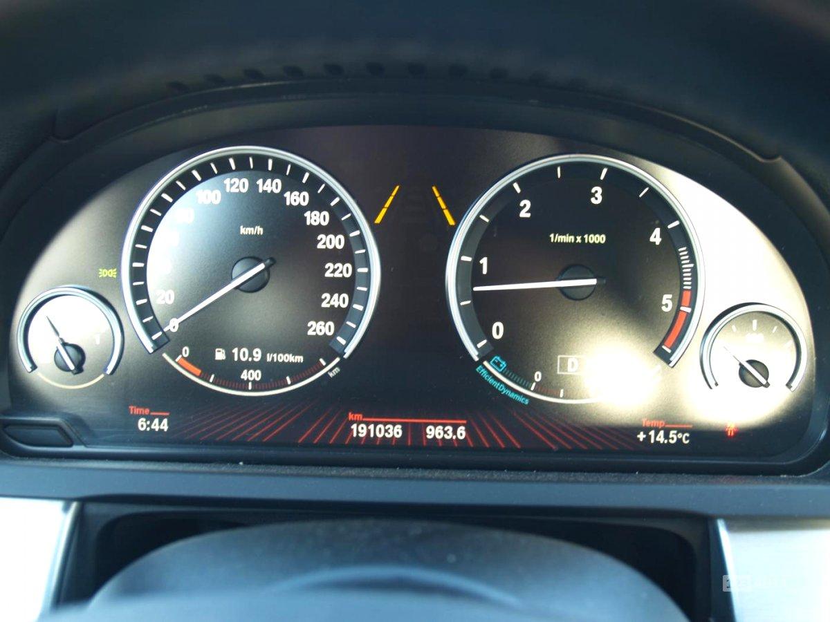 BMW Řada 7, 2010 - pohled č. 16