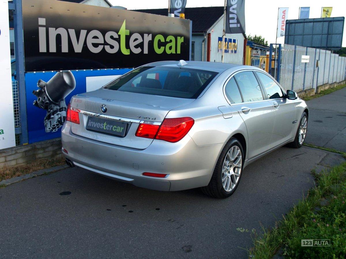 BMW Řada 7, 2010 - pohled č. 5