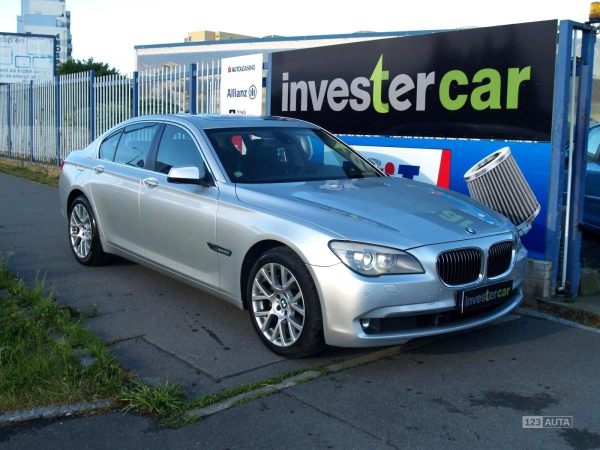 BMW Řada 7, 2010 - pohled č. 7