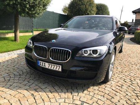 BMW Řada 7, 2015