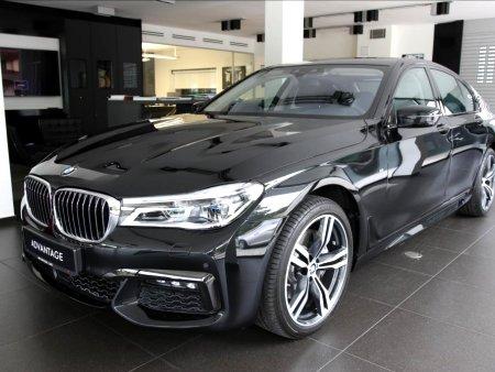 BMW Řada 7, 2018