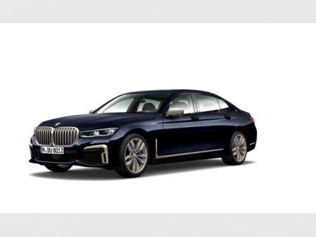 BMW Řada 7, 2019
