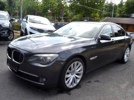BMW Řada 7, 2010