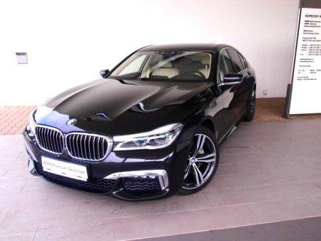 BMW Řada 7, 2017
