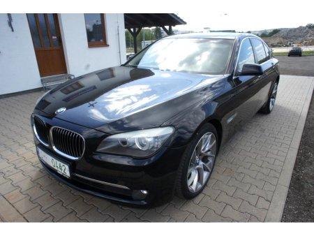 BMW Řada 7, 2011