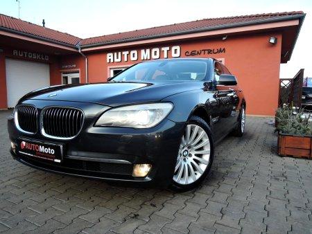 BMW Řada 7, 2009