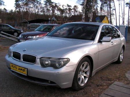 BMW Řada 7, 2003