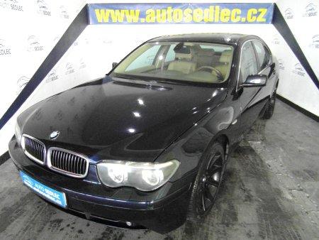 BMW Řada 7, 2004