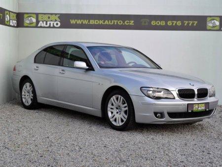 BMW Řada 7, 2007